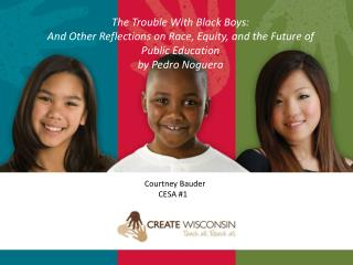 The Trouble With Black Boys: And Other Reflections on Race, Equity, and the Future of Public Education by Pedro  Noguer