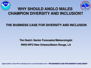 The Business Case For Diversity and Inclusion
