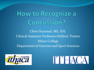 How to Recognize a Concussion?
