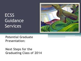 ECSS  Guidance  Services