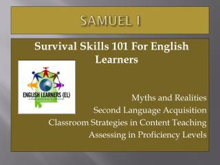 SAMUEL I