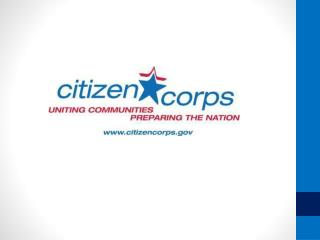 Louisiana State Citizen Corps Council