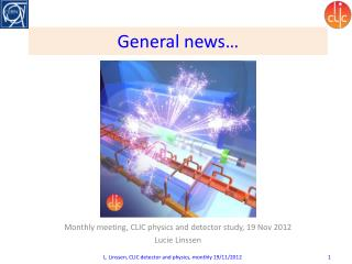 General news…