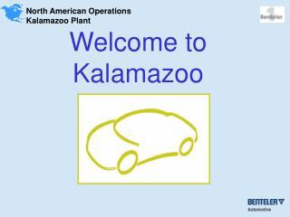 Welcome to  Kalamazoo