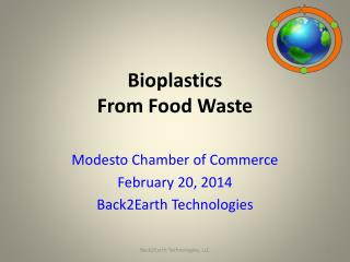 Bioplastics From Food Waste