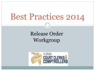 Best Practices 2014