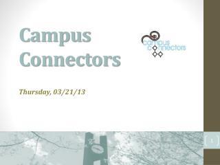 Campus Connectors