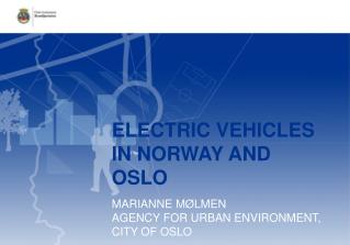 Electric vehicles in  norway  and  oslo