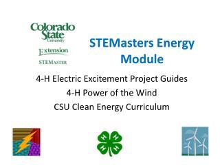 STEMasters Energy Module