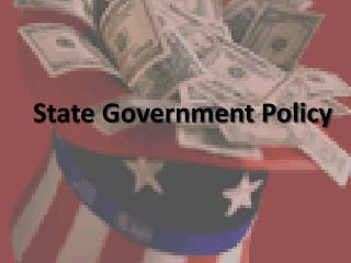 State Government Policy
