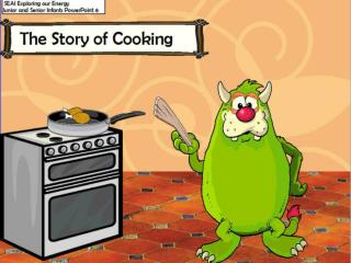 PPt 6 The story of cooking