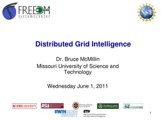 Distributed Grid Intelligence