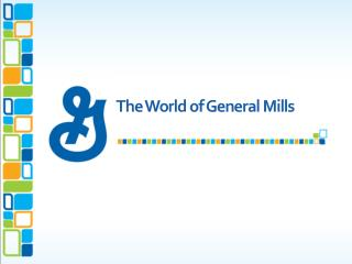 The World of General Mills