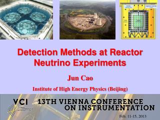 Detection  Methods  at  Reactor  N eutrino  E xperiments