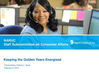 NARUC  Staff Subcommittee  on Consumer Affairs