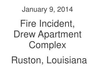 January 9, 2014