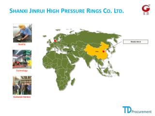 Shanxi Jinrui High Pressure Rings Co. Ltd.