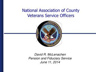 National Association of County  Veterans Service Officers