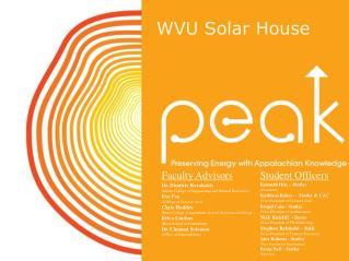 Solar House Presentation