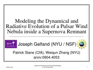 Modeling the Dynamical and Radiative Evolution of a Pulsar Wind Nebula inside a Supernova Remnant