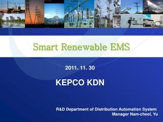 Smart Renewable EMS