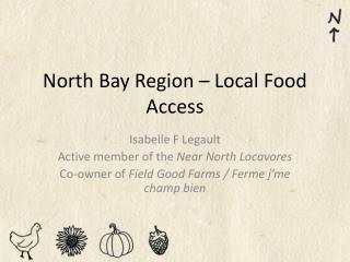 North Bay Region – Local Food Access