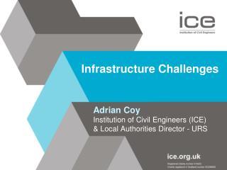 Infrastructure Challenges