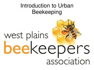 Introduction to Urban Beekeeping
