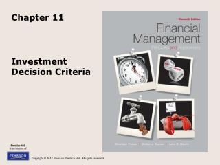Investment Decision Criteria