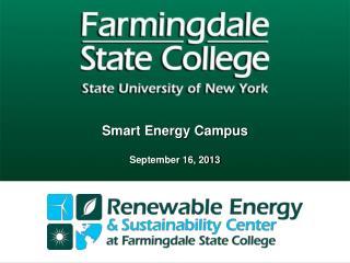 Smart Energy Campus