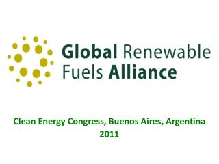 Clean  Energy  Congress, Buenos Aires, Argentina  2011