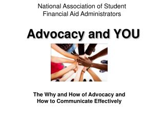 Advocacy and YOU
