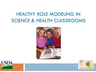 Healthy Role Modeling in Science & Health Classrooms