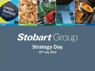 Strategy Day 10 th  July 2012