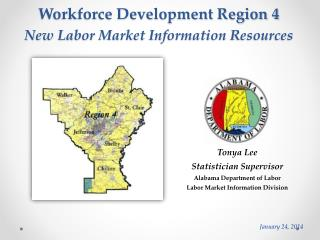 Workforce Development Region 4