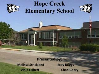 Hope Creek  Elementary  School