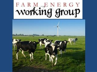 Providing energy efficiency,    renewable energy opportunities   for Iowa's small/mid-sized   farming operations