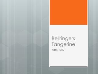 Bellringers Tangerine