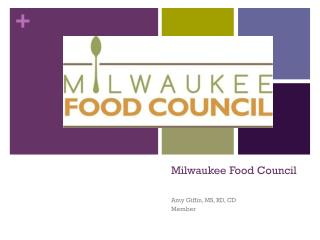 Milwaukee Food Council