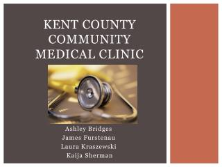 Kent County Community Medical Clinic