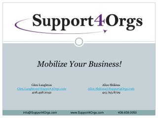 Mobilize Your Business!
