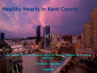 Healthy Hearts in Kent County
