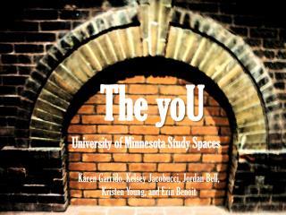 University of Minnesota Study Spaces