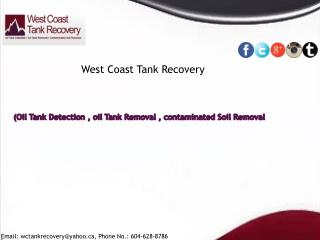 (Oil Tank Detection , oil Tank Removal , contaminated Soil Removal