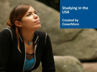 Studying in the USA Created by CoverMore