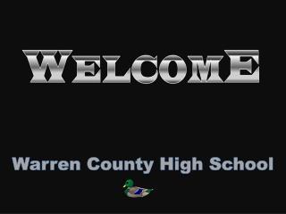 Warren County High School