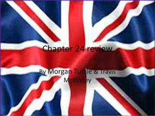 Chapter 24 review