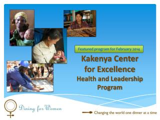 Kakenya Center for Excellence Health and Leadership Program