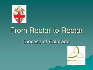 From Rector to Rector