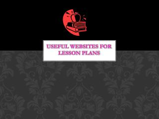 Useful websites for lesson plans